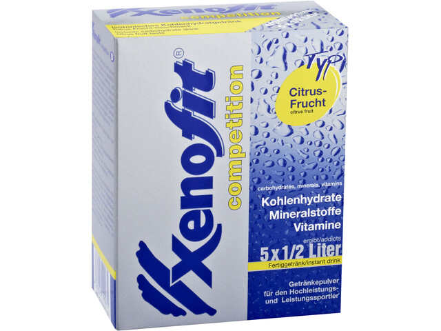 Xenofit Competition Carbohydrate Drink 5x42g
